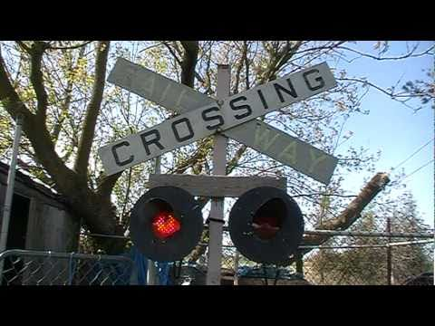 My WC Hayes Railroad Crossing Lights and More!