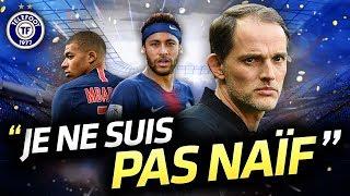 Neymar et Mbappé parisiens la saison prochaine ? Tuchel fataliste - La Quotidienne #479
