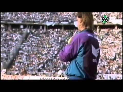 Hannover 96 Der Weg zum Pokal 1992
