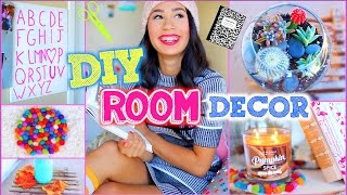 Diy Room Decorations For Cheap!   Make Your Room Look Like Pinterest & Tumblr | Mylifeaseva