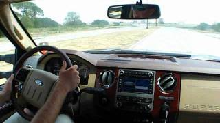 Test Drive: 2011 Ford F250 Super Duty King Ranch