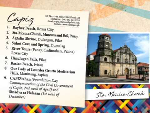 Western Visayas Top Must Experience Destinations and Attractions