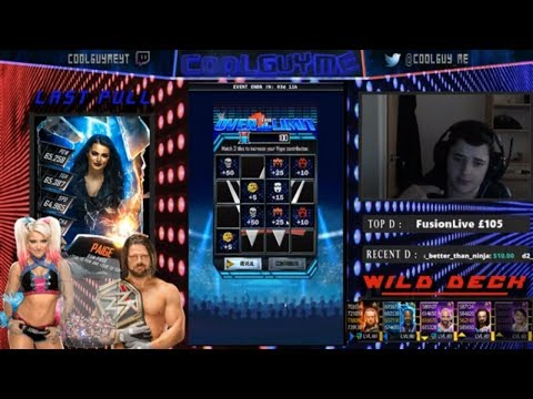 BEST OVER THE LIMIT STRATEGY!!! & SHATTERED PLAT PACK!!  |   WWE Supercard #12 (Season 5)