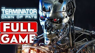 TERMINATOR DAWN OF FATE Gameplay Walkthrough Part 1 FULL GAME [1080p HD] - No Commentary