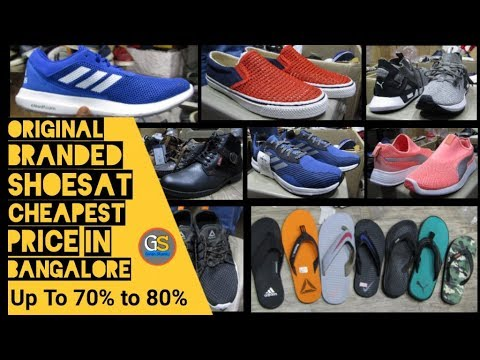 OFF ON ORIGINAL BRANDED SHOES IN
