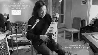 """LET IT SHINE - A look inside John Norum"