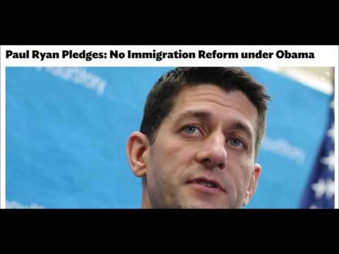 Paul Ryan Now Promising No Amnesty Until 2017, After Obama Leaves Office