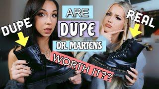Missy Empire vs Dr. Martens