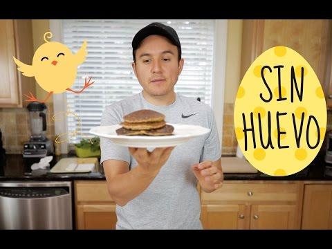 Vegan Pancakes sin HUEVO   Panqueques