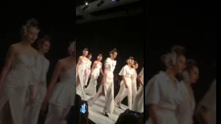 תצוגת אופנה יוסף שבוע האופנה גינדי תל אביב 2017