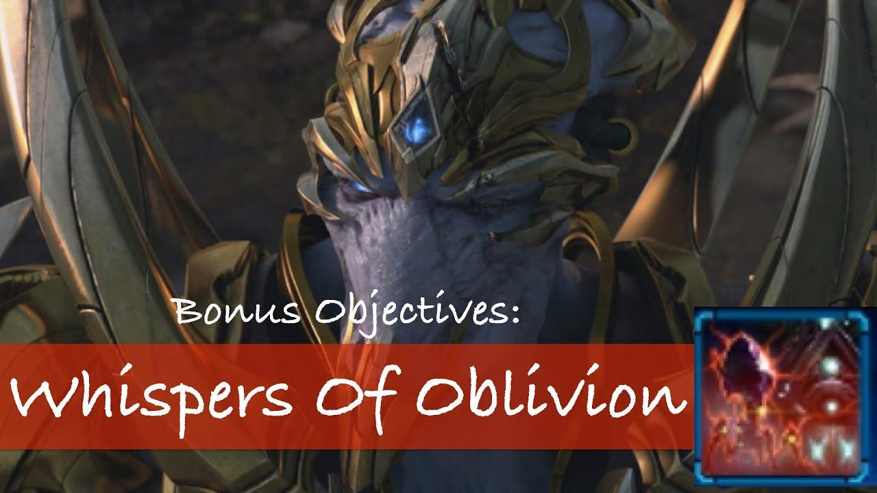 bonus objectives frowstwall