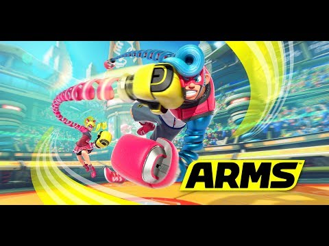 Ranked + Viewer Battles! | ARMS Stream w/Stein!