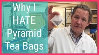 Why I HATE Pyramid Teabags - Tea Q&A with Andrew