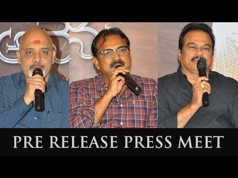 Bharat Ane Nenu Movie Pre Release Press Meet | Mahesh Babu | Siva Koratala