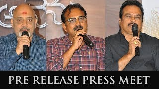Bharat Ane Nenu Movie Pre Release Press Meet | Mahesh Babu | Siva Koratala