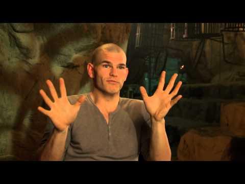 "Mad Max Fury Road Josh Helman ""Slit"" Official Movie Interview"