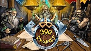 300 Dwarves HD - [iOS] Gameplay
