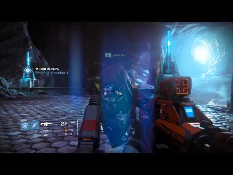 Destiny Exotic Hand Cannon Weapon Bounty Guide