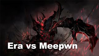 Era Shadow Fiend 21-0 Textbook play - NiP vs Meepwn Dota 2