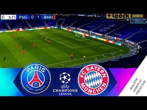 ⚽️PSG vs BAYERN MUNICH    Champions League FINAL 2020   Full Match August 23, 2020