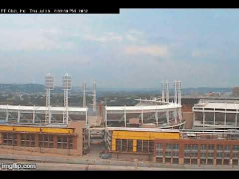 GABP Construction Time Lapse Video (Reds)