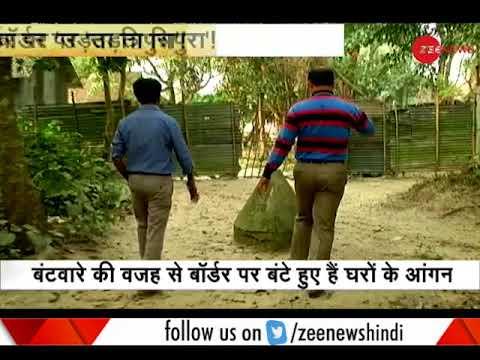No border fencing on Indo-Bangla border in Tripura; Watch Special Report