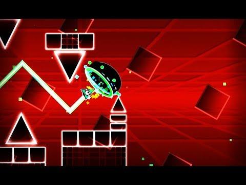 "Creepy Layout L ""Dark Patience"" By KitsuneEdu (Layout Demon) L Geometry Dash 2.11"