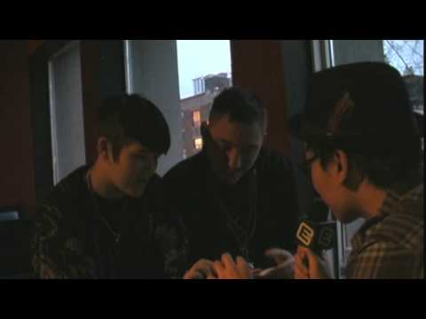 ETV - The xx Interview