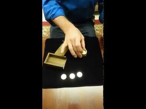 Dr H Coin Magic