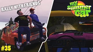 Rally with Friends - My Summer Car