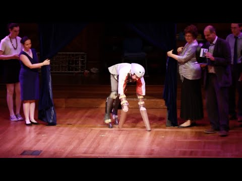 Unusual Feats Honored at 26th Ig Nobel Prize Ceremony