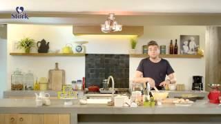 Stork Bake: Apple Cinnamon Cake Recipe How To