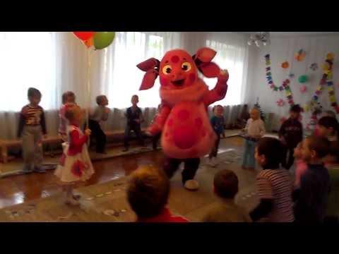 организация детских праздников Симферопольский проезд