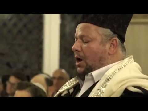 Cantor Yitzchak Meir Helfgot   Slichos סליחות; Part 1   חזן יצחק מאיר הלפגוט