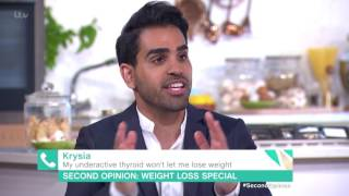 My Underactive Thyroid Won't Let Me Lose Weight | This Morning