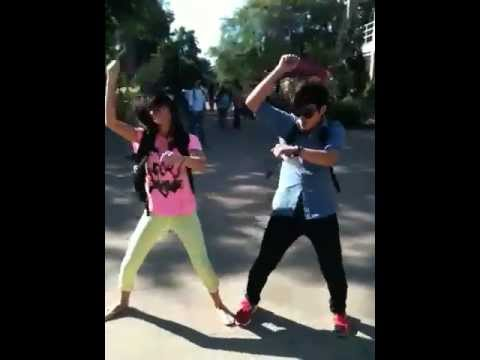 Gangnam style Michelle Capobianco & Min