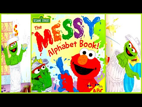 the-messy-alphabet-book---sesame-street---read-aloud-with-frozendoll---storytime