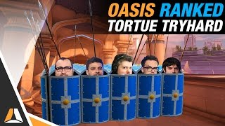 1ÈRE RANKED TRYHARD SUR OASIS ! ► RANKED FULL STACK - OVERWATCH FR
