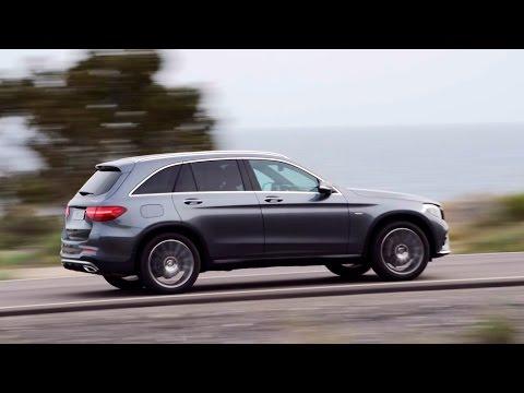 New Mercedes GLC - обзор Александра Михельсона