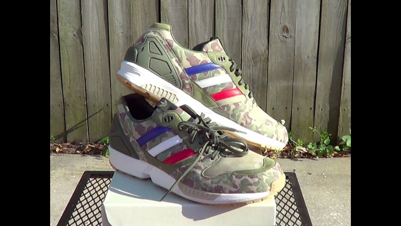 60a5cc98a Bape x UNDFTD x adidas ZX 5000 Review - YouTube