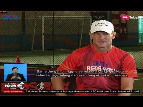 Komentar Teddy Sheringham, Legenda MU Soal RCTI Reds Run 2018 - SIS 11/11 Mp3