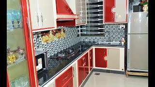 Small Kitchen Design Kitchen Interior Design Video Youtube