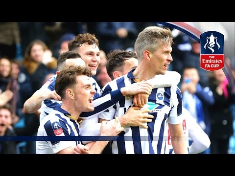Millwall 1-0 Watford - Emirates FA Cup 2016/17 (R4) | Official Highlights