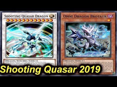 【YGOPRO】SHOOTING QUASAR DRAGON JUNE 2019