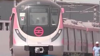 Delhi Metro Gets the First Driver-less Train in the Country