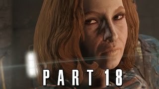 Fallout 4 Walkthrough Gameplay Part 18 - Hidden Railroad (PS4)