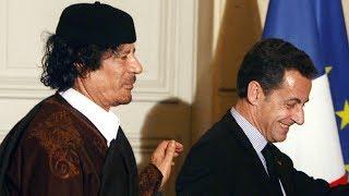 Саркози допросили: дело о финансировании Ливией его избирательной кампании