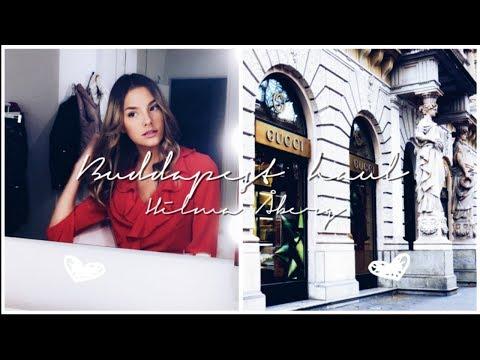 BUDAPEST HAUL 2017