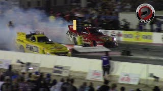 2017 NHRA Toyota Nationals @ LVMS (Part 23 - Nitro Funny Car Final Qualifying)