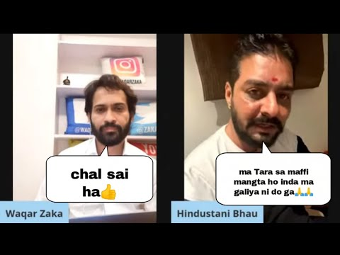 Hindustani Bhau Apologized & Now Its All Settled | Headphones Show Episode 54
